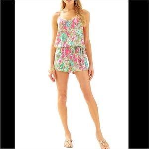 Lilly Pulitzer Southern Charm Deanna Romper
